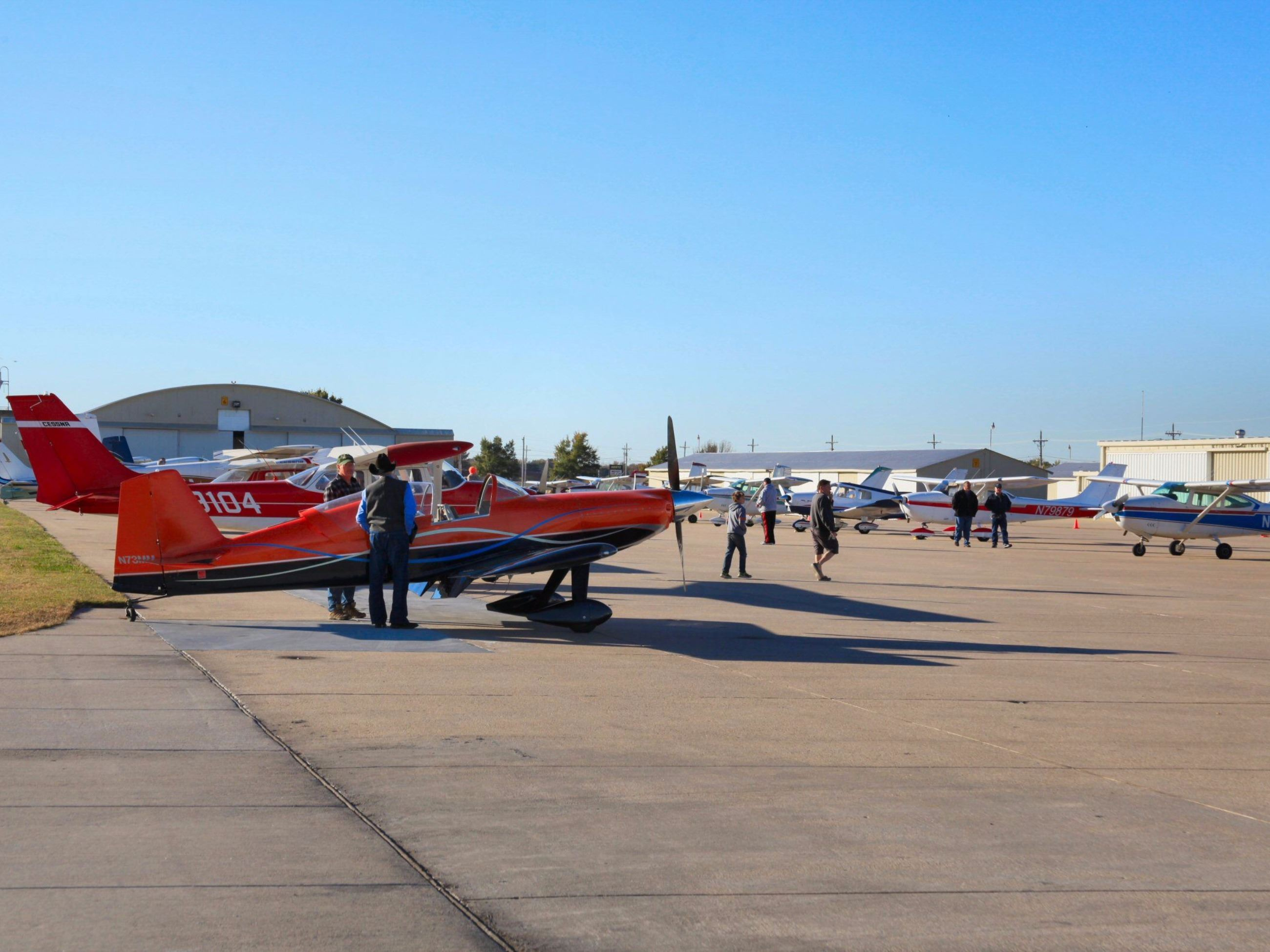 Ramp Aircraft - November 7 2015